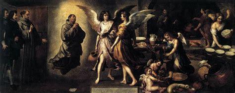 Murillo   La cocina de los ángeles   SobreHistoria.com