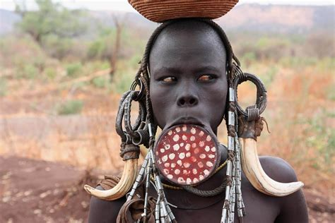 Mursi of Ethiopia: One of Africa's Most Captivating Cultures
