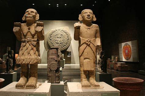 Museo Antropologia Cultura Mexica | MÉXICO D.F ...