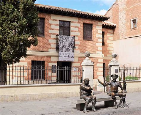 Museo Casa Natal de Cervantes. Alcalá de Henares