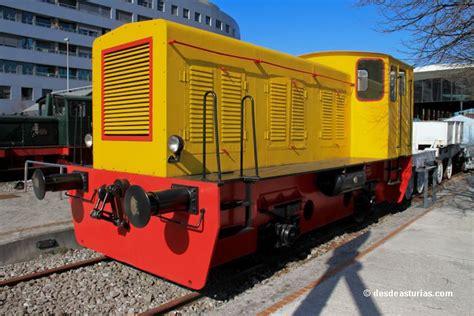 Museo del Ferrocarril de Gijón, Asturias. Museos Asturias ...