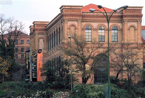 MUSEO NACIONAL DE CIENCIAS NATURALES. DETALLE DEL EDIFICIO ...