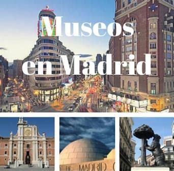 Museos y exposiciones de Madrid | museosdemadrid.info