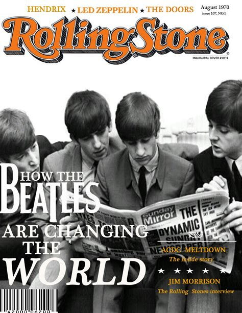 Music N  More: Rolling Stone Magazine Covers