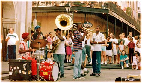 Music New Orleans style | from my trip to New Orleans in ...