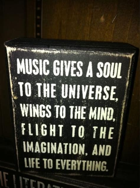 Music Quotes About Life (20 Picture Quotes)