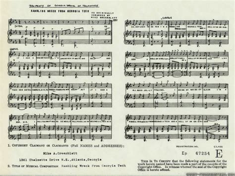 Music Sheets wallpapers - Crazy Frankenstein