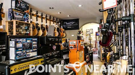MUSIC STORE NEAR ME - Points Near Me