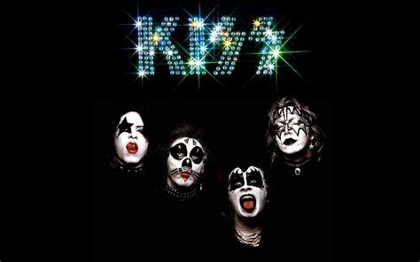 Música de KISS grupos bandas enfrenta maquillaje heavy ...