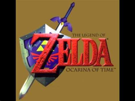 Musica de The Legend of Zelda Ocarina of Time -Cancion de ...