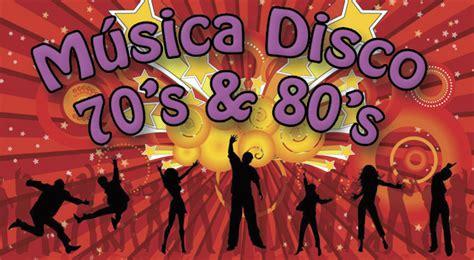 Música Disco 70's & 80's | Espectaculos Monge