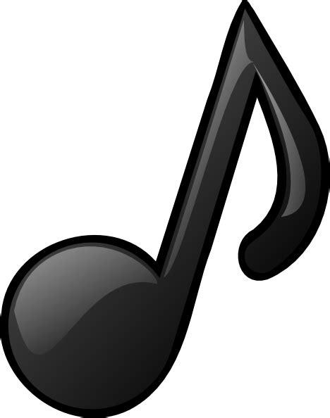 Musical Note Clip Art at Clker.com   vector clip art ...