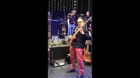 Músicos de Luis Miguel  Jam session    YouTube