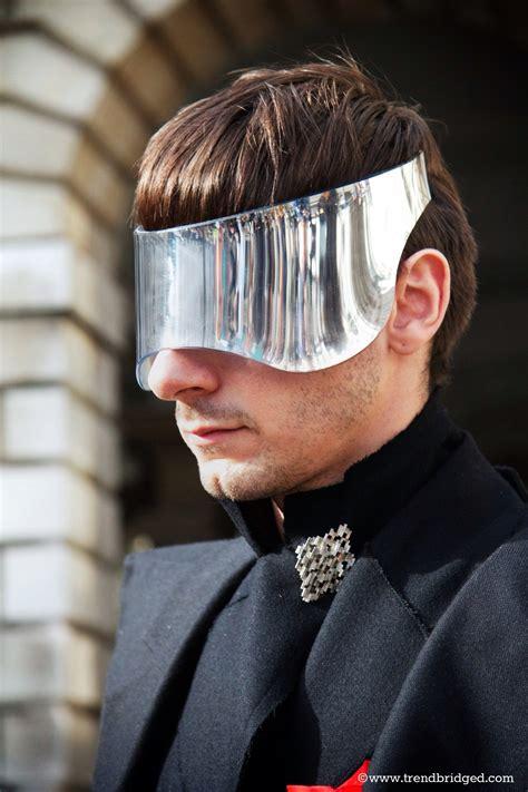 Must have accessory this season: Alexander McQueen Visor ...
