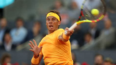 Mutua Madrid Open: Rafa Nadal vs Dominic Thiem en directo ...