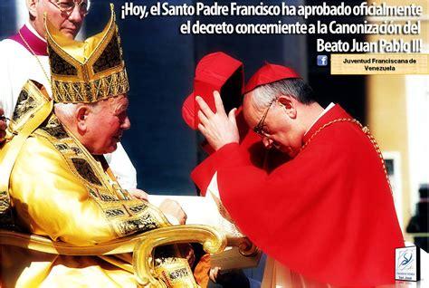 Muy pronto podremos decir SAN JUAN PABLO II | Juventud ...