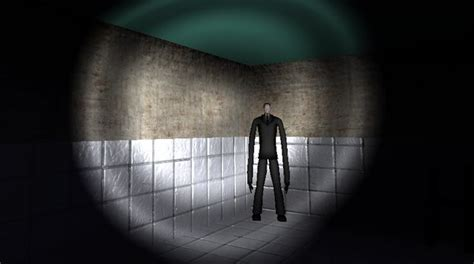 My Cute and Lovable Space♥: Horrifying Video Game: Slender Man
