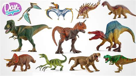 MY DINOSAUR TOYS COLLECTION from Schleich Learn Dinosaur ...