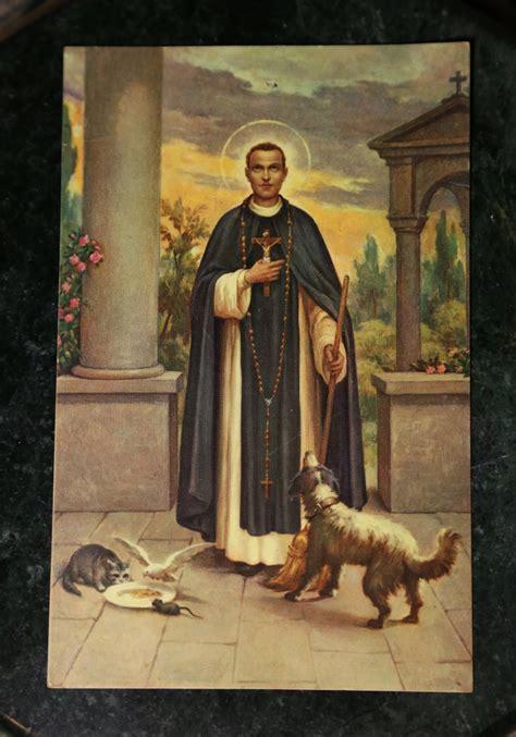 My favorite saint - Saint Martin de Porres - the original ...
