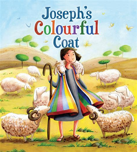 My First Bible Stories Old Testament: Joseph's Colourful ...
