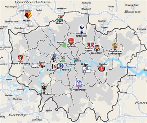 My Football Facts & Stats | Premier League | London ...