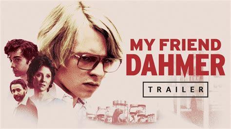 My Friend Dahmer - Official Trailer (US) - FilmRise - YouTube