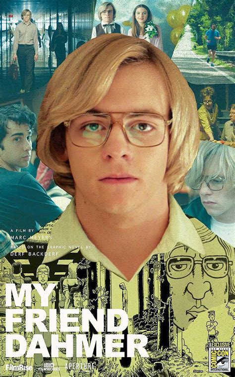 My Friend Dahmer review — A chilling tale of growing evil ...