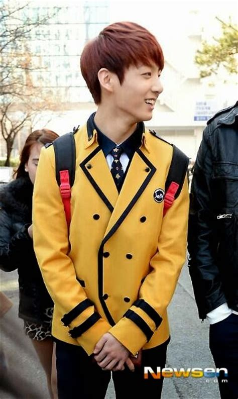 My Kpop World: BTS Jungkook 1st day of School and Boy In ...