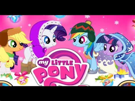 My Little Pony Moda de Invierno, Juegos para Niñas 2016 ...