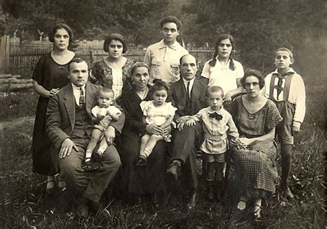 my mother s side of the family in the old country my great ...
