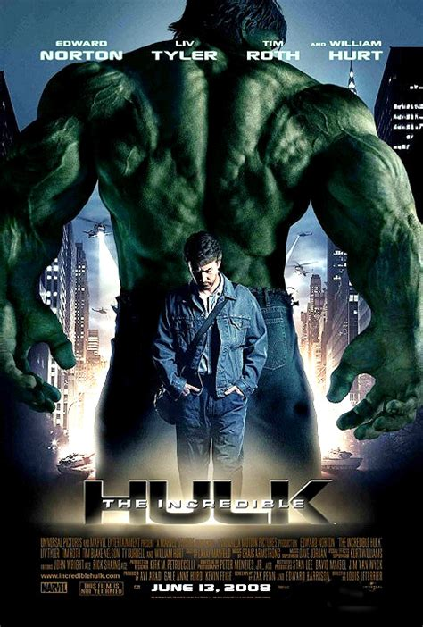 My Movie Review imdb copyright: The Incredible Hulk  2008