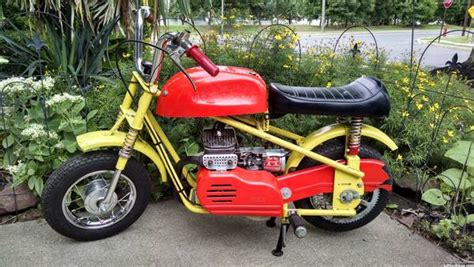 My old Fantic Motor Mini bike, tell me about it!