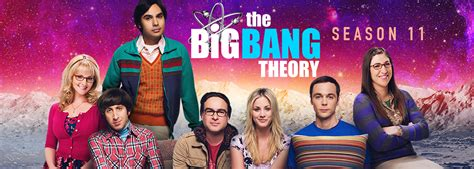 My WB : The Big Bang Theory: The Complete Eleventh Season