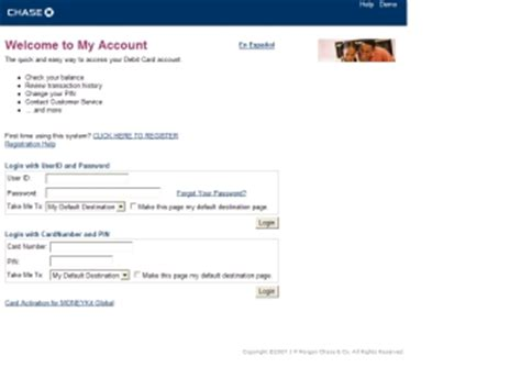 myaccount.chase.com - Welcome to My Account - Chase