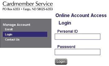 Myaccountaccess.com: Manage Credit Card on Internet ...