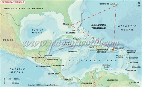 Mystery of Bermuda Triangle | Around the world