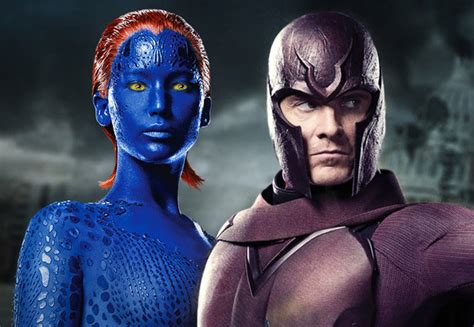 Mystique y Magneto serán protagonistas en X Men ...