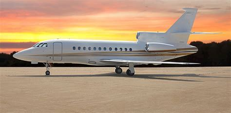 N454AJ Dassault Falcon 900B Jet   Private Jet Charter from ...