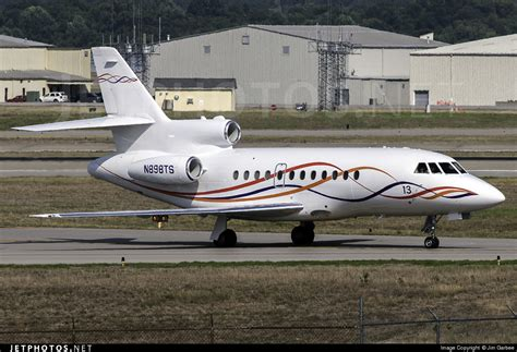 N898TS | Dassault Falcon 900 | Private | Jim Garbee ...