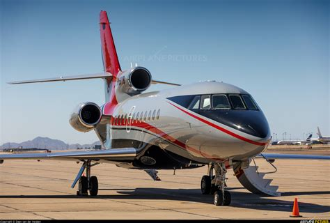 N900YB - Private Dassault Falcon 900 series at Phoenix ...