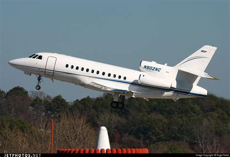 N902NC   Dassault Falcon 900B   Private   Angel Natal ...
