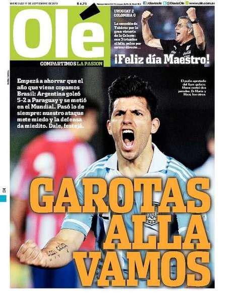 Na Copa, argentinos mandam recado ao Brasil:  garotas ...