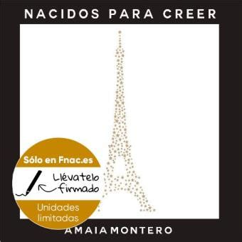 Nacidos para creer - Disco Firmado - Amaia Montero - Disco ...