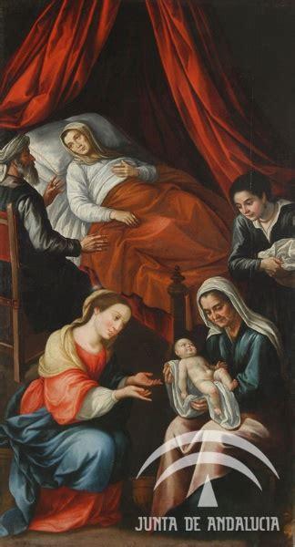 Nacimiento de S. Juan Bautista. San Juan de Aznalfarache.