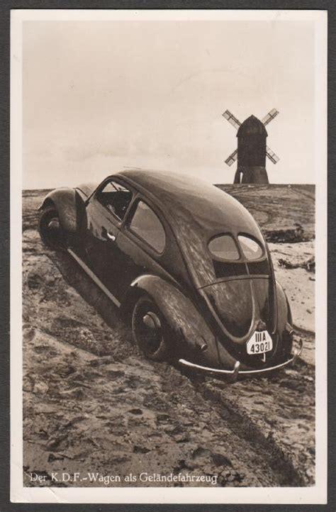 Nacimiento del Volkswagen Beetle. la influencia de hitler ...