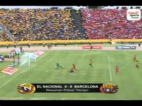 Nacional VS Barcelona. En vivo, Online: Atlético Nacional ...
