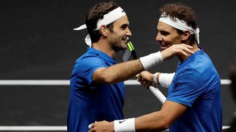 Nadal se unirá a Federer en la Laver Cup de 2019 en ...