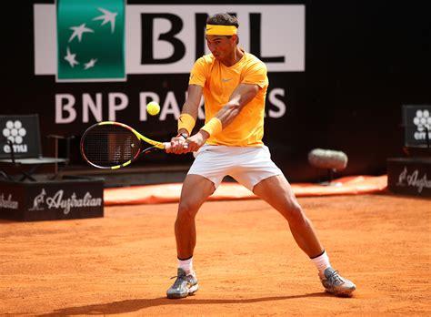 Nadal   Shapovalov: Masters 1000 de Roma, resultados en ...