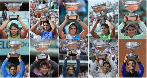 Nadal sucede a Djokovic en el palmarés de Roland Garros ...