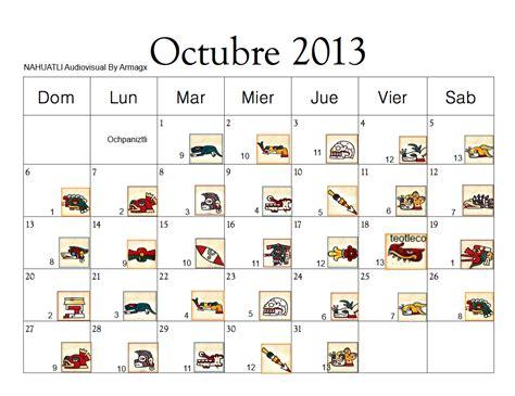 Náhuatl Audiovisual: OCTUBRE 2013
